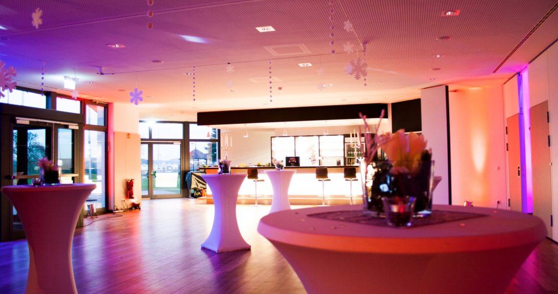 Buergerhaus Foyer